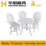 Muebles de jardín mesa de jardín silla de jardín de molde el molde (HY076)