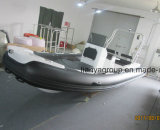 Liya 20FT melhor tubo rígido de barcos infláveis fabricados na China