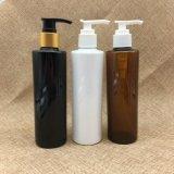 bottiglia rotonda dello spruzzo dell'animale domestico di plastica bianco delle estetiche 240ml