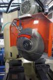La circulaire de tube de cuivre de bobine de Yj-425CNC a vu la machine de découpage de pipe en acier