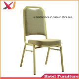 Jantar de aço mais vendidos Cadeira de banquetes de casamento Restaurante de Hotel