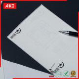 Papier thermosensible reçu par OEM d'étiquette d'expédition de collants