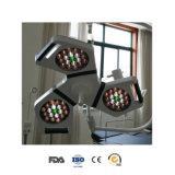 Operativo quirúrgico LED Lámpara de luz fría Shadowless lámpara (YD02-LED3+4)