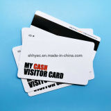 Personalizar CR80 ICODE pasivo RFID SLI Smart Card