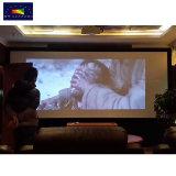 """Xyscreen HK80c 시리즈 135 """" 가정 극장 관통되는 영사기 스크린 고정 프레임 영화관 스크린"""