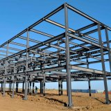 Custom Design Prefabricated Light Steel Structure Warehouse Building