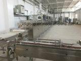 servomotor de chocolate de alta velocidad que hace la máquina