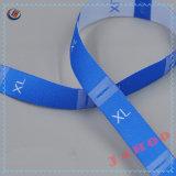 I prodotti della Cina hanno personalizzato il contrassegno tessuto formato dei vestiti di Washabel per rullo