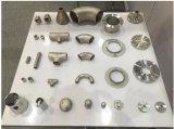 Curvatura Flnage do T de redutor do engodo do cotovelo do encaixe de tubulação do aço inoxidável do fabricante ASTM A403