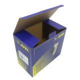 Caixa de empacotamento de dobramento da impressão de Cmyk para a bomba de água