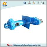 Heißer Verkaufs-horizontale und vertikale Goldförderung-Schlamm-Pumpe