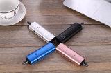Chaud ! ! Crayon lecteur populaire de pipe de fumage de vaporisateur sec d'herbe de Castal de Chine