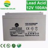 Importateur exempt d'entretien de batterie d'heure de 100 ampères de pouvoir maximum