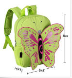 De Rugzak van de Meisjes van de Schooltas van de Vlinder van de Kleuterschool van Bookbag van het Jonge geitje van Advocator