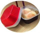 食糧のための世帯アルミニウム容器またはホイルの使用