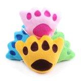 Comprar mejor cachorro de perro agujeros Squeaky látex juguete para masticar