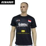 卸し売り安いカスタマイズされたポリエステル昇華Driの適当なサッカーのワイシャツ(S025)