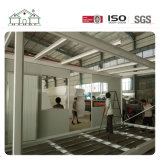 China-ökonomisches vorfabriziertstahlkonstruktion-Behälter-Standardhaus