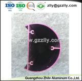 Dissipatore di calore di alluminio del LED anodizzato commercio all'ingrosso con ISO9001