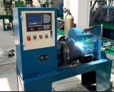 半自動LPGシリンダー底ベースミグ溶接機械