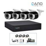 kit Analog del sistema 960p HD Ahd DVR del CCTV 4CH