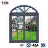 Alluminio colorato insonorizzato Windows scorrevole per la famiglia
