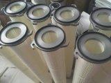 Tres terminales del pulso del jet del aire limpio del cartucho de filtro