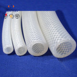 Conduite à dépression anti-calorique en caoutchouc de silicones de boyau résistant de silicones de tube/essence de boyau de l'eau de silicones d'espace libre de catégorie comestible de FDA