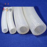 FDA Food Grade tube flexible en silicone claire de l'eau/Carburant flexible en silicone résistant/ en caoutchouc de silicone résistant à la chaleur durit de dépression