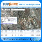 Piattaforma in tempo reale del sistema di inseguimento di GPS GSM GPRS01 con il codice di API/Source