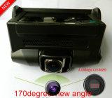 完全なレコーダー、4.0mega車のカメラ、1440p、WDRの夜間視界、防水後部FHD1080pソニーデジタルカメラが付いている新しい前部および後部二重車車DVR