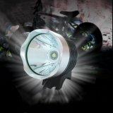 10W T6 CREE LED de alumínio de alta potência com aluguer de luz (YZL805)