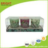 Adesivo personalizado vidro perfumada artesanais velas de utilização
