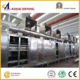 O tipo de combinação máquina secadora de correia de malha