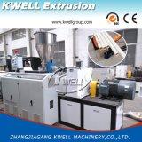 UPVC/PVC Rohr-Strangpresßling-Zeile, Plastikextruder-Maschine für Verkauf