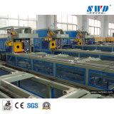 extruder van de Pijp van het Riool van de Drainage van pvc van de Extruder UPVC van 630mm de Plastic/het Maken van Machines