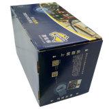 Custom que meter la parte superior de papel ondulado caja de embalaje para el camarón