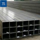 De Vierkante Leuning die van het Roestvrij staal van de Pijp ASTM Vierkante Buis omheinen