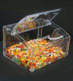 PC de haute qualité en matière plastique bacs d'alimentation pour la vente en vrac