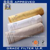 Высокая температура мешочных фильтра печи фильтры