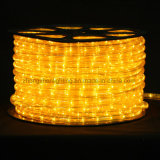 Seil-Lichter der Weihnachtsfeiertags-Dekoration-LED