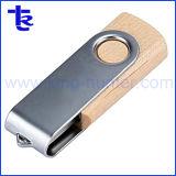 Лесные поворотный привод флэш-памяти для компании рекламных подарков