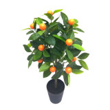 Best Selling plantas artificiais de Orange Tree Gu1124152554