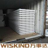 EPS de maintien de la chaleur de SGS panneau décoratif pour bâtiment en acier