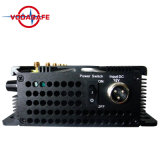 De Stoorzender van de Telefoon van de cel (3G, GSM, CDMA, DCS) VHF, UHF, 6 Antenne, VHF&UHF&Mobile&WiFi&GPS Stoorzender, de Stationaire Stoorzender van Cellphone van 6 Banden