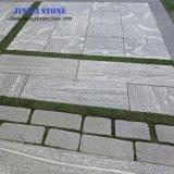 石切り場および工場所有者の安いペーバーのKerbstoneのカウンタートップのPallisideの灰色の花こう岩のタイル