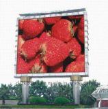 P6 al aire libre de alta definición pantalla LED con LED de aluminio Die-Casting gabinete