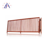 アルミニウム装飾的な塀は証明としてのパネルをゲートで制御する