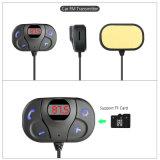Transmisor FM Bluetooth portátil Reproductor de MP3 Kit para coche