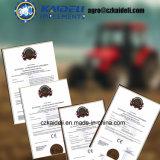 Trituradora de martillos de equipos de corte de servicio pesado segadora (KDK210)